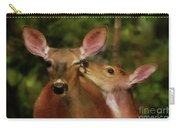 Kisses For Mom Carry-all Pouch