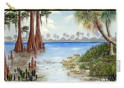 Kissimee River Shore Carry-all Pouch