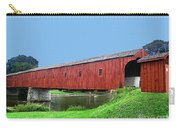 Kissing Bridge Of West Montrose Carry-all Pouch