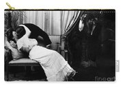 Kissing, C1900 Carry-all Pouch by Granger