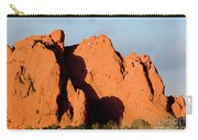 Kissing Camels Formation At Garden Of The Gods Carry-all Pouch