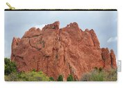 Kissing Camels Rock Garden Of The Gods Carry-all Pouch