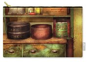 Kitchen - Food - The Cake Chest Carry-all Pouch