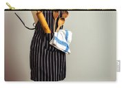 Kitchen Apron Carry-all Pouch