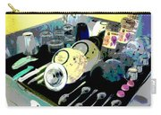 Kitchen Composition Carry-all Pouch by Eikoni Images