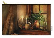 Kitchen - One Fine Evening Carry-all Pouch by Mike Savad