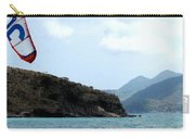Kite Surfer St Kitts Carry-all Pouch