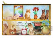 Kitten Hideout Carry-all Pouch