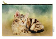 Kitten - Painting Carry-all Pouch