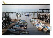 Kittery Point Fishing Boats Carry-all Pouch