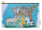 Kitty Confusion Carry-all Pouch