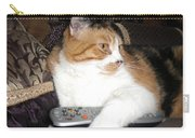 Kitty Control Carry-all Pouch