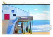 Kitty Hawk Pier 2 Carry-all Pouch