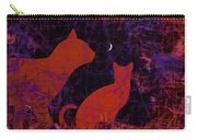 Kitty Kitty Carry-all Pouch