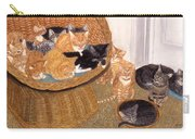 Kitty Litter I Carry-all Pouch