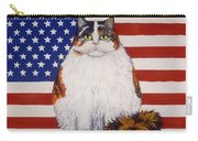 Kitty Ross Carry-all Pouch by Linda Mears