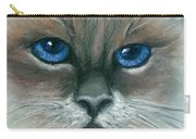 Kitty Starry Eyes Carry-all Pouch