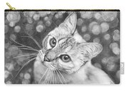Kitty The Cat Carry-all Pouch