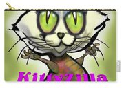 Kittyzilla Carry-all Pouch