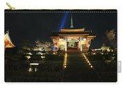 Kiyomizu-dera At Night Carry-all Pouch