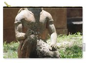 Kneeling Monkey Carry-all Pouch
