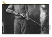 Knickerbockers And Shotgun Carry-all Pouch