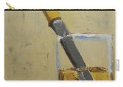 Knife In Glass - After Diebenkorn Carry-all Pouch