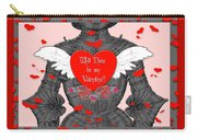 Knight Valentine Carry-all Pouch