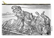 Knights: Jousting, 1517 Carry-all Pouch