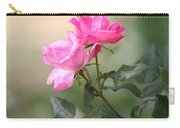 Knock Out Rose Carry-all Pouch