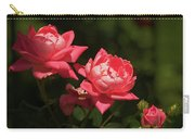 Knockout Roses Carry-all Pouch