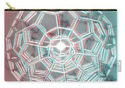 Knotplot 3 - Use Red-cyan 3d Glasses Carry-all Pouch