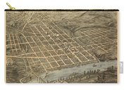 Knoxville Tennessee 1871 Carry-all Pouch