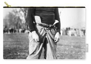 Knute Rockne (1888-1931) Carry-all Pouch