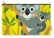 Koala Bears Carry-all Pouch