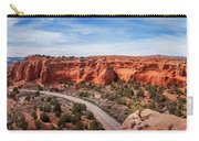 Kodachrome Basin State Park Panorama Carry-all Pouch