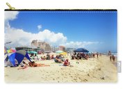 Blue Sky Day In Ocean City Carry-all Pouch