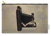 Kodak A 116 Folding Bellows Camera 1921 Carry-all Pouch