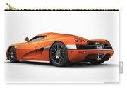 Koenigsegg Ccx Orange Carry-all Pouch