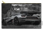 Koenigsegg One-1 Carry-all Pouch