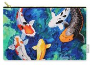 Koi Family Carry-all Pouch
