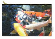 Koi Fish 2 Carry-all Pouch