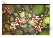 Koi Fish Carry-all Pouch