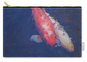 Koi Fish Partners Carry-all Pouch