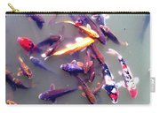 Koi Gathering Carry-all Pouch