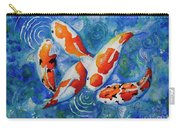 Koi Love Carry-all Pouch