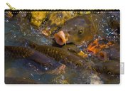 Koi Not Coy Carry-all Pouch