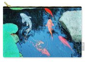 Koi Pond 1 Carry-all Pouch