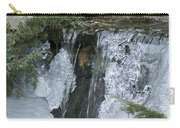 Koi Pond Waterfall Carry-all Pouch