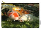 Koi Ripples Carry-all Pouch